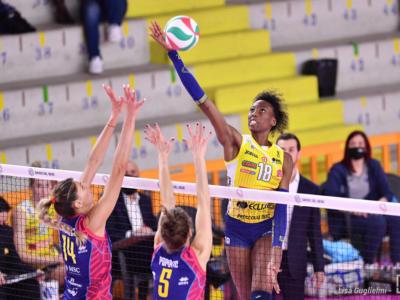 Volley femminile, Champions League round robin: Conegliano vuole completare l'opera