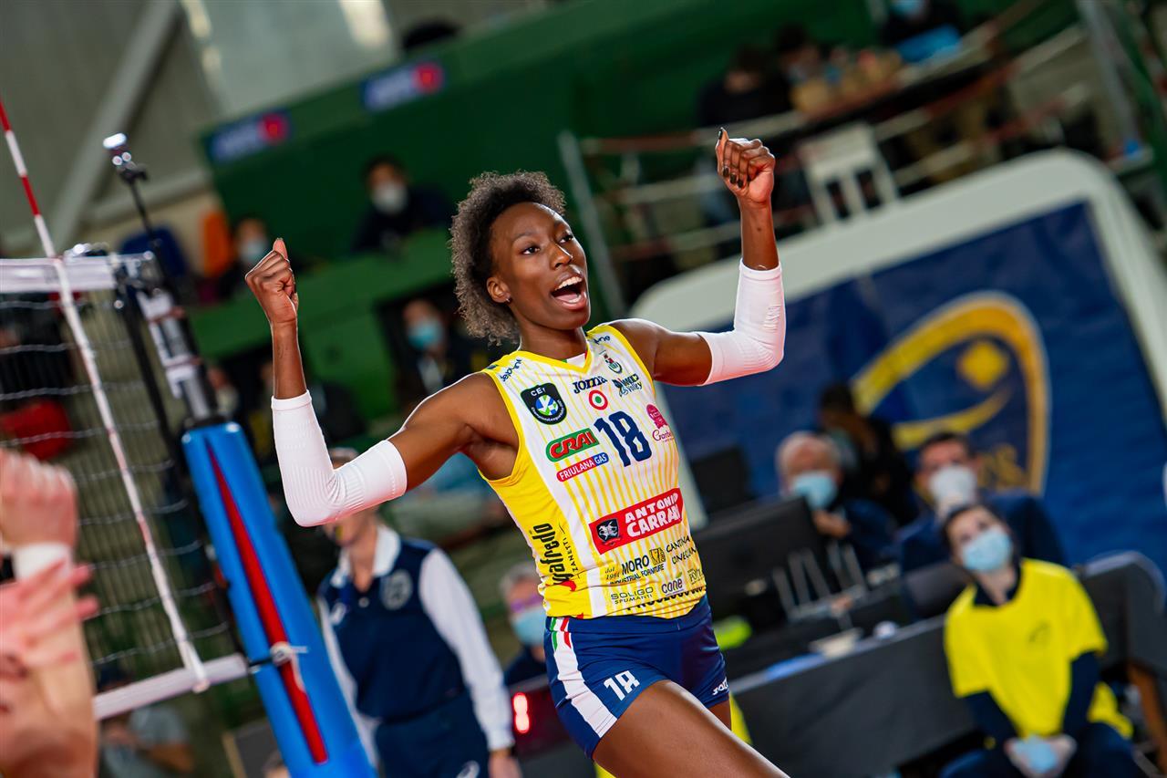 Quarti Champions donne: Novara piega il Fenerbahçe e vola in semifinale