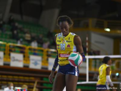 Volley, Serie A1 femminile, anticipo 20. giornata. Conegliano non fa sconti a Monza e vince la ventesima gara in campionato