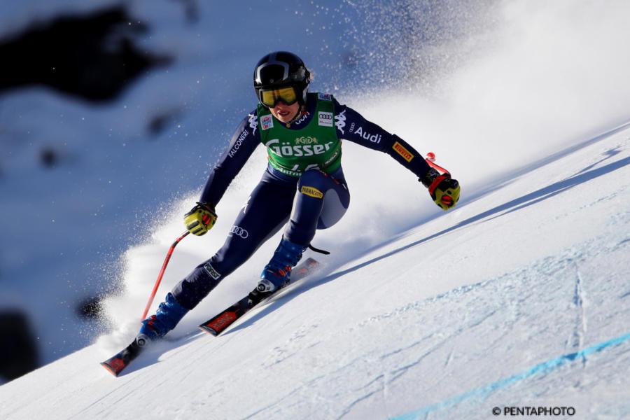 FOTO Roberta Melesi è italiana la sciatrice più affascinante dello sci alpino? La fiamma bionda delle nevi