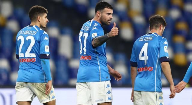 Calcio, Coppa Italia 2021: Napoli-Empoli 3-2, partenopei ai quarti di finale con qualche patema