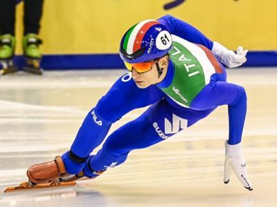Short track, Pietro Sighel concede il bis! Medaglia di bronzo nei 1000 metri ai Mondiali!