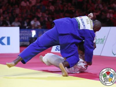Judo, Teddy Riner: la resa di una leggenda. Quarta sconfitta internazionale dal 2008, la prima contro un europeo
