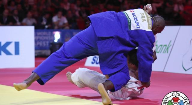 Judo, Masters Doha 2021: Teddy Riner torna a far paura, Nicholas Mungai fuori al 2° turno nei -90 kg