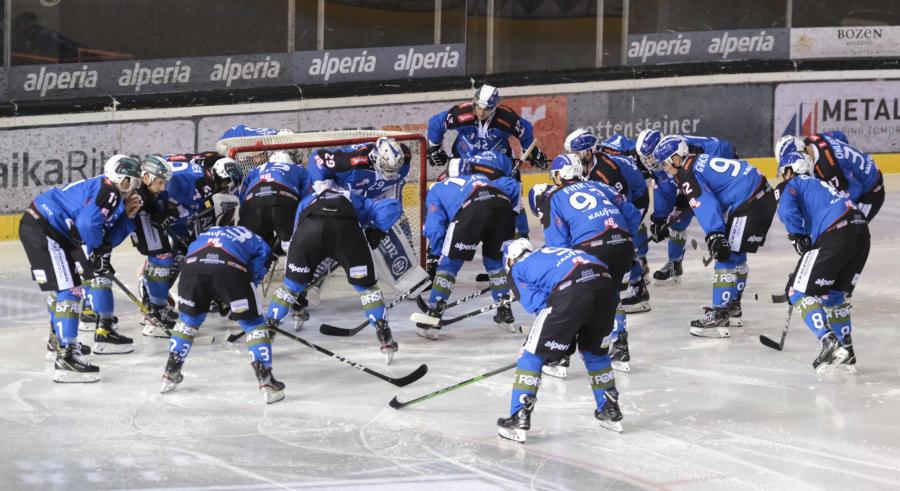 Hockey ghiaccio, Alps League 2021: vincono Renon e Gherdeina, Cortina cade in casa di Jesenice