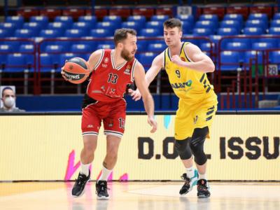 LIVE Alba Berlino-Olimpia Milano 70-84, Eurolega basket in DIRETTA: Milano soffre un quarto, poi scappa via per il dodicesimo successo