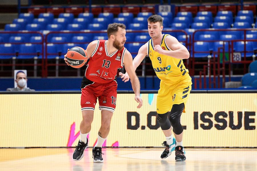 LIVE Alba Berlino-Olimpia Milano 25-31 |  Eurolega basket in DIRETTA |  Datome dà la carica a Milano!
