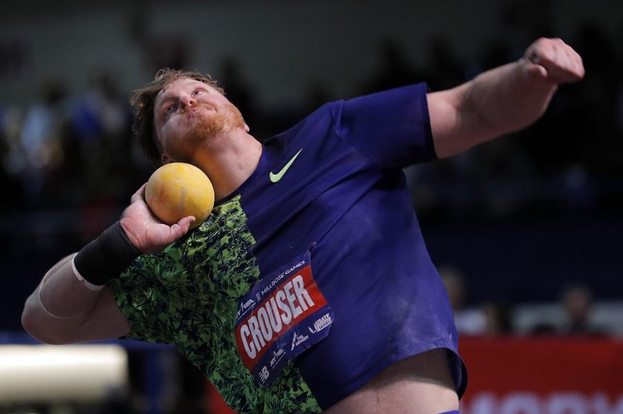 Atletica, Ryan Crouser ha stabilito il nuovo record mondiale del getto del peso indoor che durava da 32 anni
