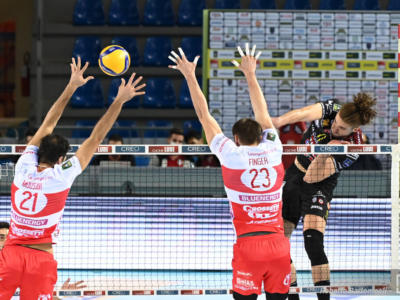 Volley Superlega 2021, 19. giornata: Civitanova-Modena, aria di play-off. Trento per l'undicesima