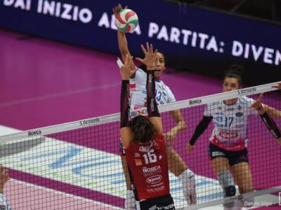 Volley femminile, le migliori italiane della 18ma giornata di Serie A1. Sara Bonifacio: la partita perfetta!