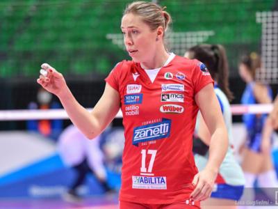 """Pallavolo, Sara Loda: """"Sogno la Nazionale, ma la concorrenza è altissima e nelle giovani c'è tanta qualità"""""""