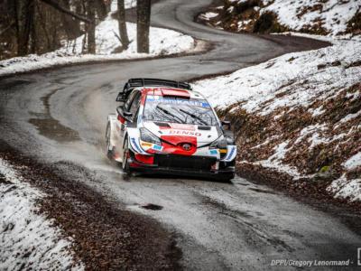 Rally Montecarlo 2021, Sebastian Ogier inizia alla grande la stagione. 2° Elfyn Evans