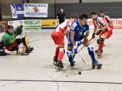 Hockey pista, Serie A1: Montebello e Sandrigo fanno frenare Valdagno, in attesa del Lodi