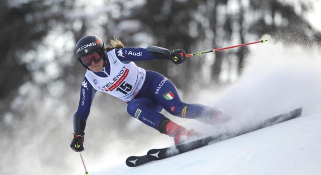 LIVE Sci alpino, Prova Crans Montana in DIRETTA: Goggia davanti, azzurre da urlo! Assente Marta Bassino