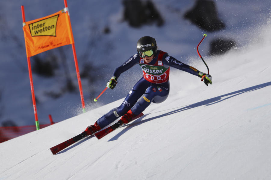 Sci alpino oggi: orari, tv, programma, pettorali discesa Kitzbühel e superG Crans Montana