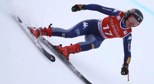 LIVE Sci alpino, SuperG 31 gennaio in DIRETTA: infortunio Sofia Goggia, il responso degli esami