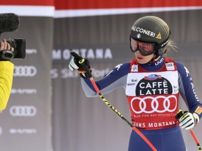 Sci alpino, ultimi allenamenti della stagione per Bassino e Goggia a Livigno