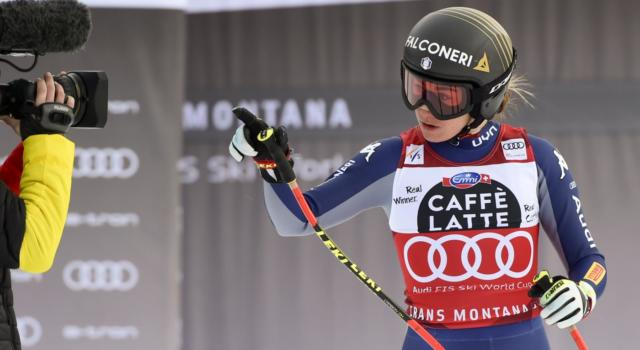 Classifica discesa femminile Coppa del Mondo sci alpino: Sofia Goggia resta in testa con 150 punti di vantaggio
