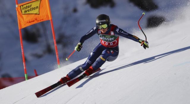 LIVE Sport Invernali, DIRETTA 10 gennaio: Bassino seconda a St.Anton, Vinatzer inforca ad Adelboden, dove vince Schwarz