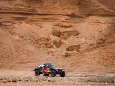 Classifica Dakar 2021 auto, quinta tappa: Stephane Peterhansel porta a 6 i minuti di vantaggio su Al-Attiyah