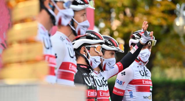 La UAE Emirates sarà la prima squadra di ciclismo ad usare il vaccino. Corridori non obbligati