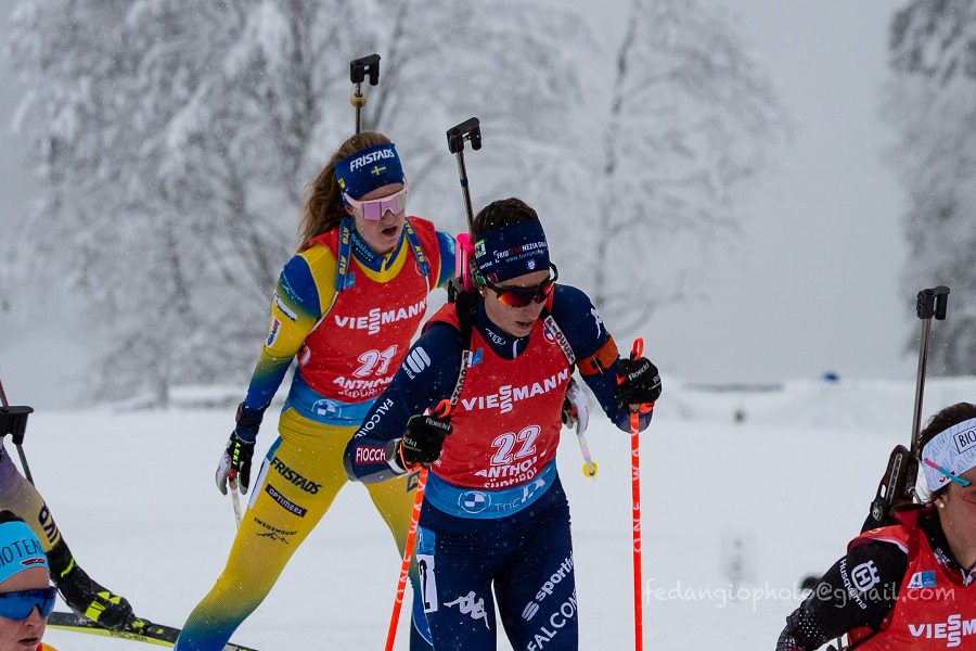Biathlon, startlist staffetta femminile Anterselva: orario, programma, tv, chi parteciperà
