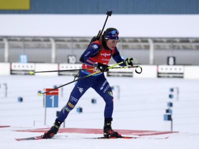 """LIVE Biathlon, 15 km Anterselva in DIRETTA: Wierer con due errori è quarta e avvicina la """"coppetta""""! Domina Hauser"""