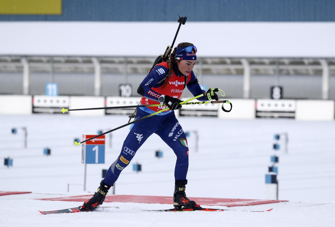 LIVE Biathlon, 15 km Anterselva in DIRETTA: Dorothea Wierer insegue il podio nell'individuale
