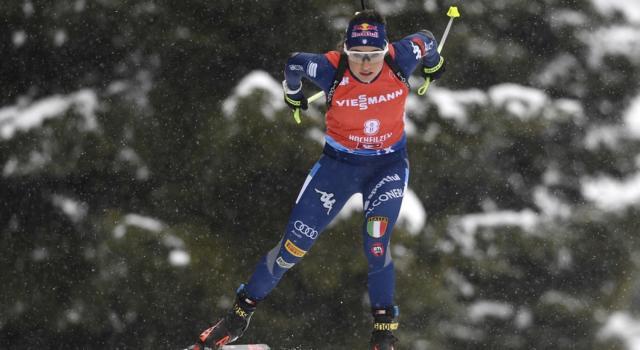 VIDEO Biathlon, Dorothea Wierer ritrova lo 0 al tiro ed è seconda nella sprint di Oberhof! Highlights e sintesi