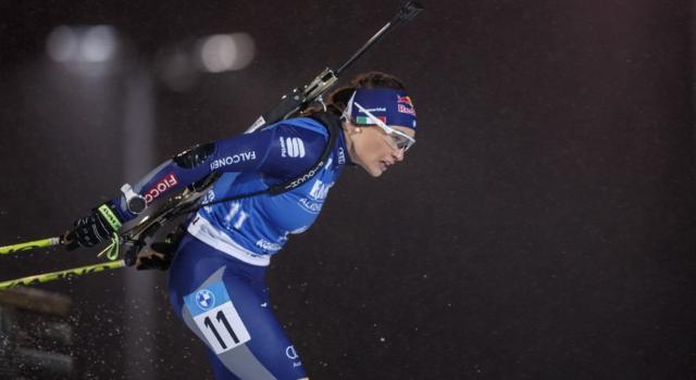 LIVE Biathlon, 7,5 km Sprint Oberhof in DIRETTA: Eckhoff domina, Wierer fuori dalla top-30, Vittozzi con sei errori