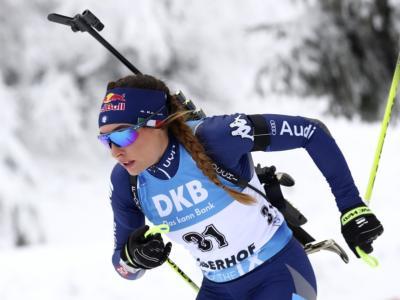 Biathlon, l'Italia esce da Oberhof ricca di certezze e rimpianti. La condizione è in crescita e c'è fiducia in direzione dei Mondiali
