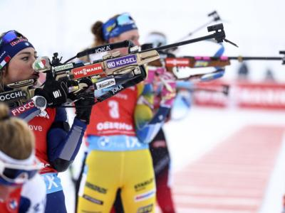 Biathlon oggi: orario, programma, tv, streaming, pettorali di partenza individuale femminile Anterselva
