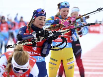 Biathlon, le pagelle di oggi: Hauser scatenata nell'individuale, Wierer e Vittozzi confortano, deludono le norvegesi