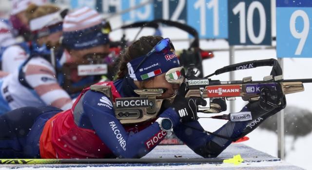 Biathlon oggi: orario, programma, tv, streaming, startlist mass start maschile e staffetta femminile Anterselva