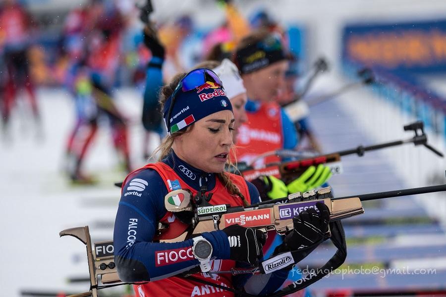 Biathlon, Dorothea Wierer è l'ottava miglior tiratrice della Coppa del Mondo! Le statistiche
