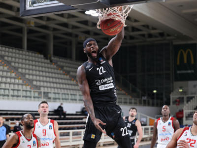 Basket, Eurocup 2021: Trento si gioca i play-off contro la Lokomotiv Kuban