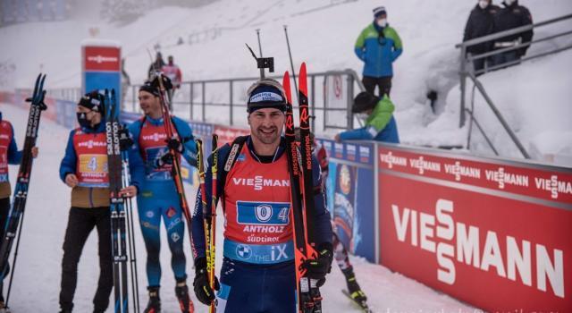 Biathlon, Dominik Windisch mina vagante ai Mondiali di Pokljuka. E' uno specialista da gara secca