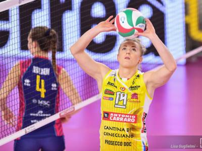 LIVE Conegliano-Nantes 3-0, Champions League volley in DIRETTA: le Pantere dominano e conquistano i quarti di finale!