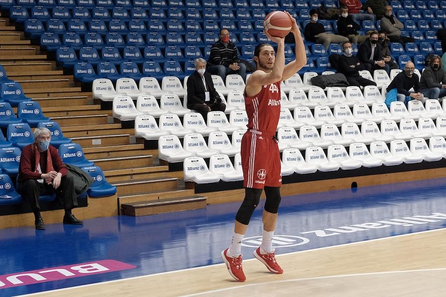 Basket, Serie A 2021: Trieste vince il recupero della 14^ giornata contro Varese