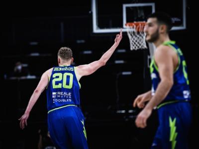 Basket, Champions League 2021: Sassari espugna Istanbul e centra la qualificazione