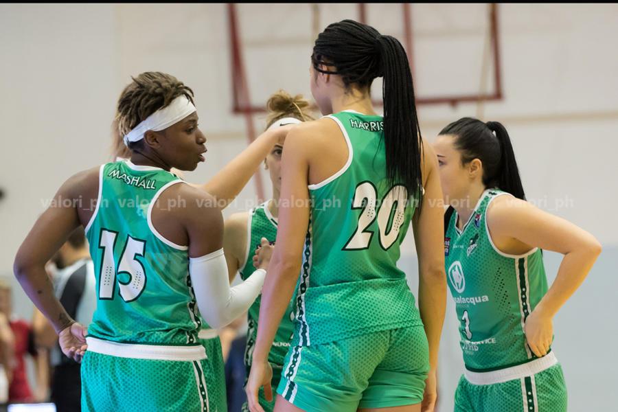 Basket femminile, Ragusa batte di nuovo Empoli e approda in semifinale di Serie A1