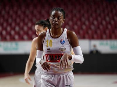 Basket femminile, Serie A1 2021: Venezia domina contro Battipaglia nel recupero della 12^ giornata
