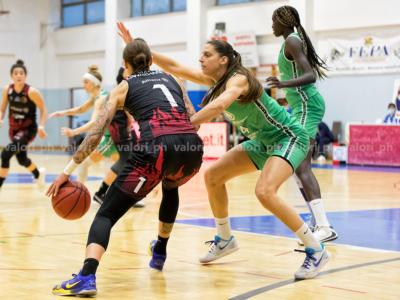 Basket femminile, Serie A1 2020-2021: Lucca travolge Broni, Sesto San Giovanni fa l'impresa contro Ragusa