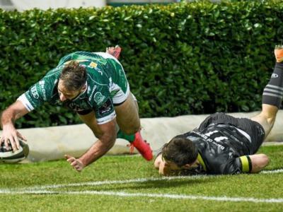 Rugby, Pro 14: Treviso, un drop la condanna al ko