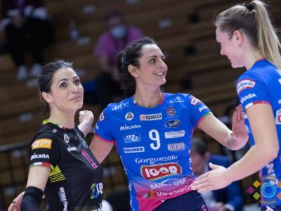 Volley femminile, Serie A1: Novara regola Casalmaggiore e rafforza il secondo posto. Bosetti e Smarzek di qualità