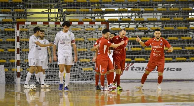 Calcio a 5, Serie A 2021: Pesaro travolge Ostia, vittoria di misura del Petrarca contro Genova nel 17° turno