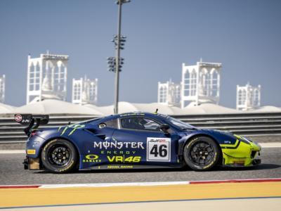 12 Ore del Golfo 2021, Valentino Rossi chiude al 3° posto nella classe Pro-Am insieme a Luca Marini e ad Alessio Salucci