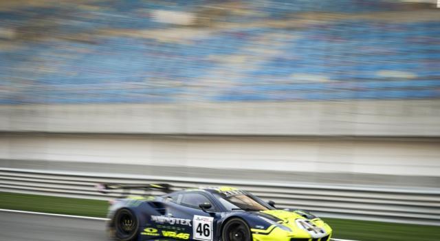 """Valentino Rossi, 12 Ore del Golfo: """"Abbiamo trovato traffico in qualifica, ma sono fiducioso per la gara"""""""