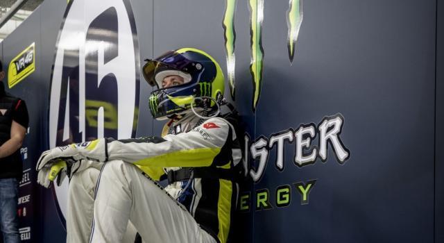 """12 Ore del Golfo, Valentino Rossi: """"Contento per il 3° tempo, siamo veloci. Io e Luca Marini dobbiamo lavorare sul bilanciamento"""""""