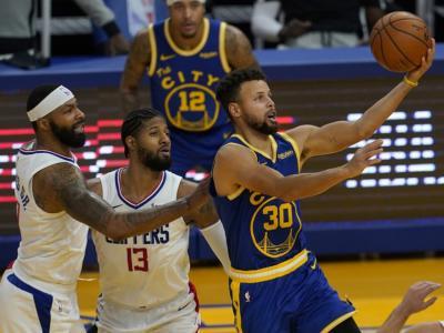 NBA 2021: i risultati della notte. Steph Curry stende i Clippers, vincono i Lakers. Utah sorprende Milwaukee